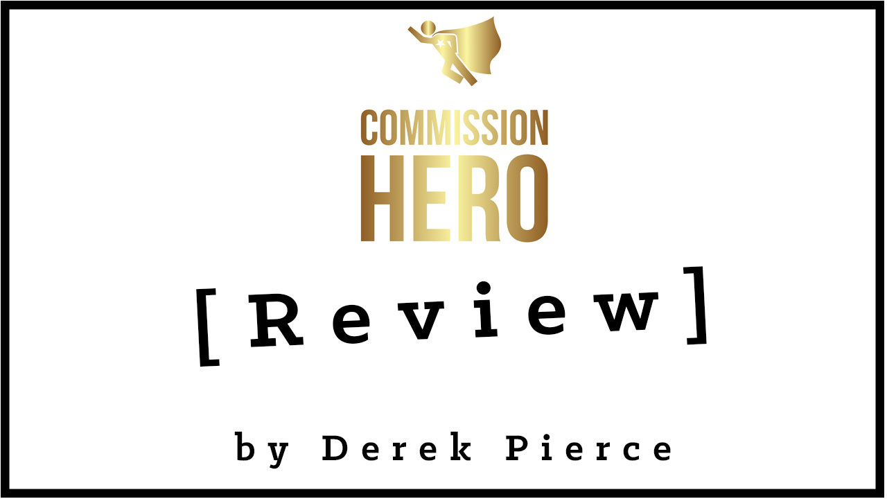 Affiliate Marketing Commission Hero Coupon Code Cyber Monday 2020