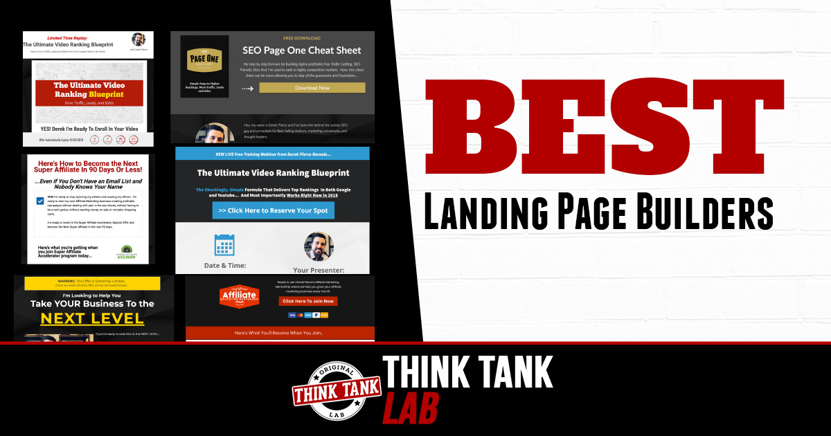 Best Landing Page Builder Reviews