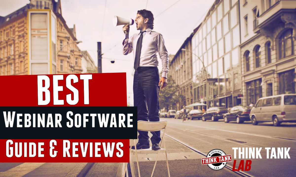 Best Webinar Software Platform Reviews and Guide