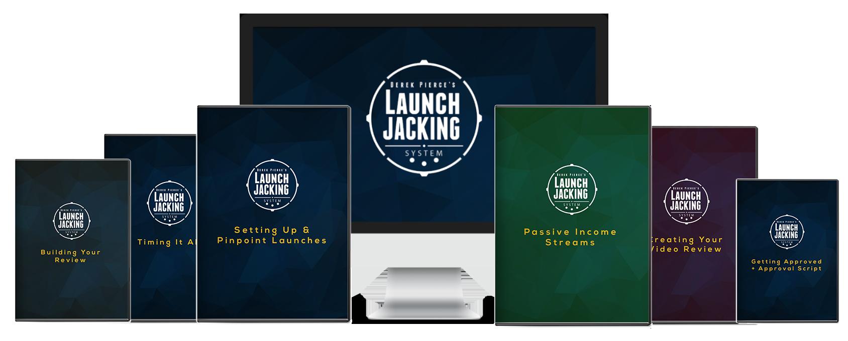 Launch Jacking System by Derek Pierce